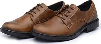 Avalon Organics Sapato Casual Avalon Fargo Caramelo Tamanho:37