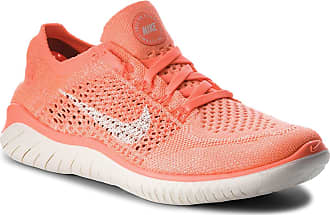 d0b9e93f01c39 Nike Chaussures NIKE - Free Rn Flyknit 2018 942839 801 Crimson Pulse/Sail