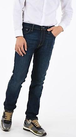 Levi's 19cm Stonewashed Slim Fit 511 Jeans L34 Größe 33