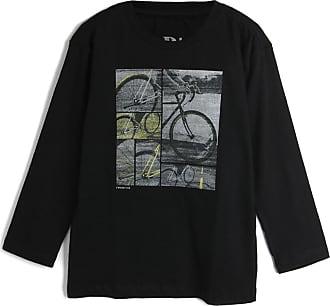 Reserva Mini Camiseta Reserva Mini Infantil Bike Preta