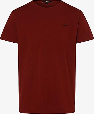 Tigha Herren T-Shirt - Hein rot