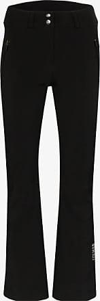 Colmar Womens Black Soft Shell Flared Ski Trousers