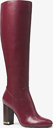 Michael Kors Walker Leather Boot
