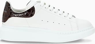 Alexander McQueen Sneaker Oversize uomo stampa cocco
