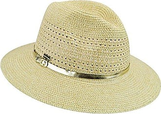 0e0fcb5b3 Betmar Womens Tia Medium Brim Braid Hat, Natural, One Size