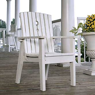 UWharrie Chair Uwharrie Behrens Outdoor Dining Chair with Arms, Patio Furniture - B075-041P