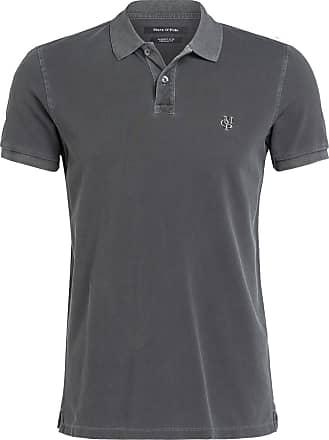 Marc O'Polo Piqué-Poloshirt Regular Fit - DUNKELGRAU