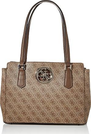 Guess Open Road Luxury Satchel, Womens Handbag, One Size Size: 32x23x12 cm