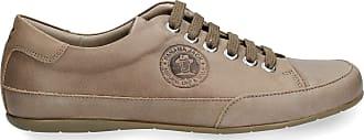 Panama Jack Mens Shoes AKO C804 Napa Taupe 43 EU