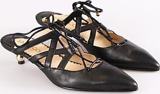 Sahoco Kitten heel sandal with straps