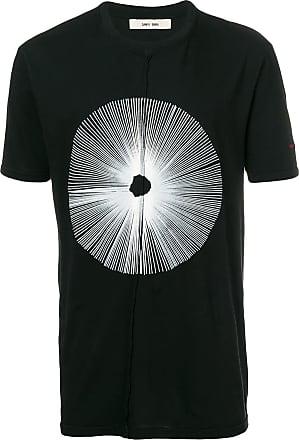 Damir Doma Camiseta com estampa frontal - Preto