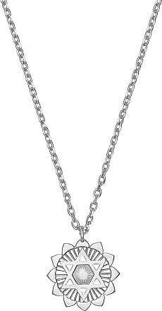 Zoe & Morgan Vierte Chakra Silberkette - Silver