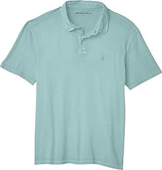 L NWT $78 John Varvatos Men/'s Short Sleeve Peace Sign Red Brick  Polo  M XL