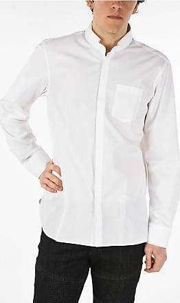 Neil Barrett Shirt with HIdden Buttons size Xxl