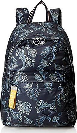 fe1d9b19eb8 Oilily Dames Groovy Backpack lvz rucksackhandtasche, 15 x 40 x 28 cm - blauw