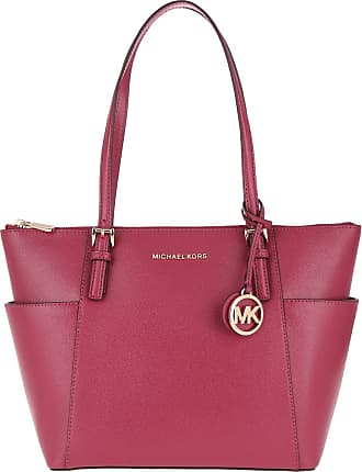 Michael Kors Tote - Jet Set Item Tote Bag Berry - red - Tote for ladies