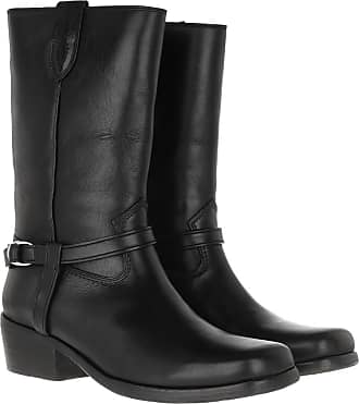 Polo Ralph Lauren Boots & Booties - Harness Casual Boots Black - black - Boots & Booties for ladies