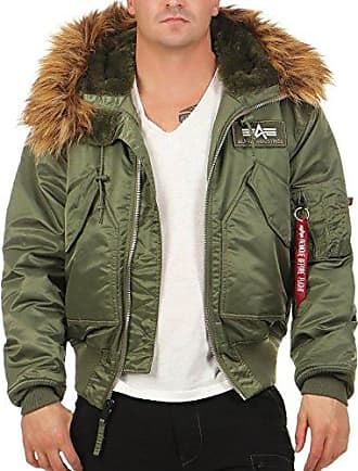 check out 81912 0d188 Alpha Industries Übergangsjacken: Bis zu bis zu −61 ...