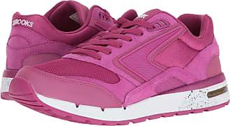 Brooks Heritage Womens Fusion Festival Fuchsia/Fuchsia Reflective Athletic Shoe(Size: 6.5 UK)