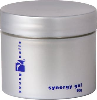 Young Nails Gel, Hyper White, 60 Gram