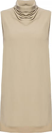 The Row Dress With Collar Womens Beige