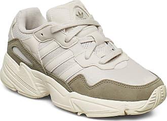 adidas Originals Yung 1 Sneakers Kvinna Vit Skor Låga Unik