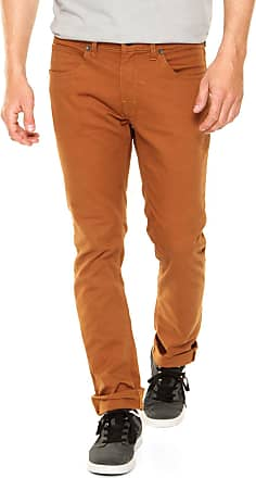 Oakley Calça Sarja Oakley Essential 5 Pockets Pant Caramelo