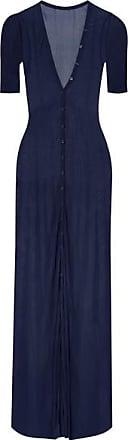 Jacquemus Dolcedo Stretch-knit Maxi Dress - Navy