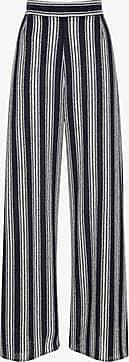 Three Graces London Filippa Trousers in Stripe Jersey