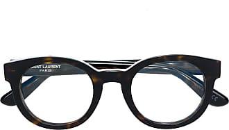 Saint Laurent Eyewear Óculos SLM14 - Marrom