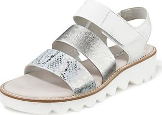 Gabor Sandals in calfskin nappa leather Gabor Comfort white
