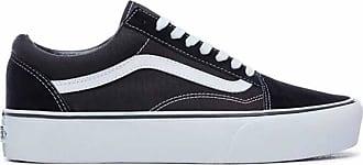 scarpe nere vans donna