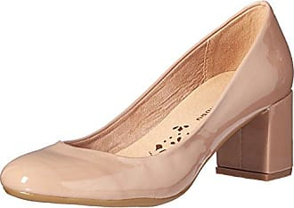 Chinese Laundry Womens Ada Dress Pump, New Nude Patent, 7 M US