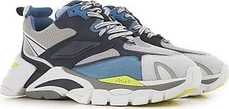 Ash Sneaker für Herren, Tennisschuh, Turnschuh Günstig im Sale, Blau, Leder, 2019, 40 41 42 43 44 45