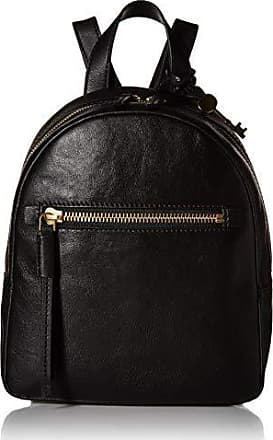Fossil Megan Mini Backpack Black,, One Size