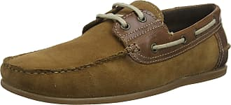 Redtape Mens Stratton Boat Shoes, Brown (Tan 0), 9 UK(43 EU)