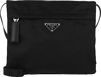 d13b3bd6f5180 Prada Crossbody Bag Nylon Black Umhängetasche schwarz
