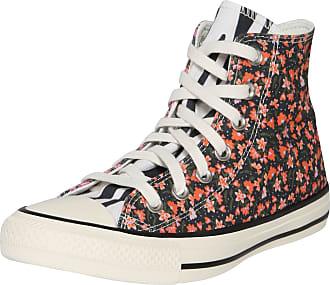 Converse Sneaker CHUCK TAYLOR ALL STAR schwarz / weiß / orange
