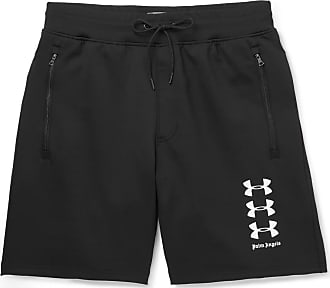 Palm Angels + Under Armour Stretch-jersey Shorts - Black