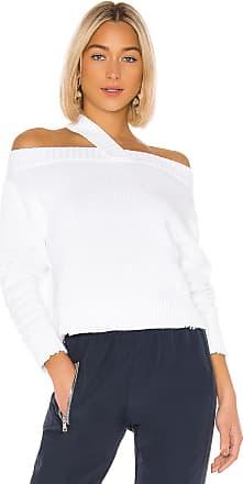 Rta Beckett Sweater in White