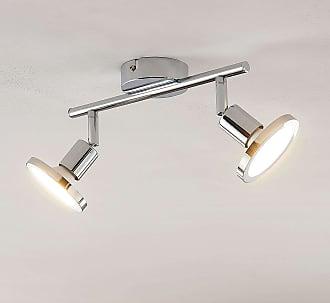 Lindby Ayden foco de techo LED, 2 luces