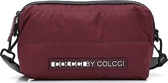 Colcci Fitness Bolsa Colcci Fitness Crossbody Vinho