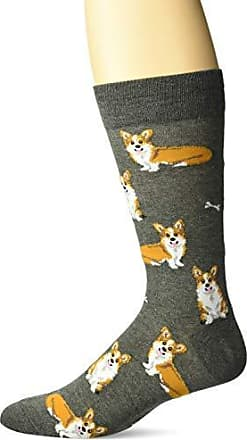 3eb7ed831e4 Hot Sox Mens Animal Series Novelty Casual Crew Socks