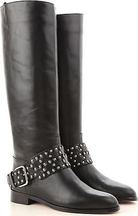 3d6e09a2063c Valentino Stiefel für Damen, Stiefeletten, Bootie, Boots Günstig im Sale,  Schwarz,