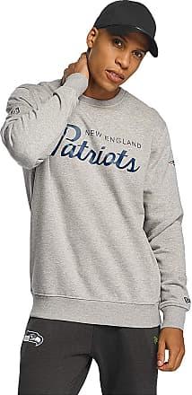 New Era Men Overwear/Jumper New England Patriots Grey 2XL