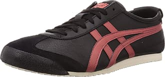 Onitsuka Tiger Mexico 66 Shoes Black/Burnt red