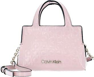 Calvin Klein Neat EM Tote Mini Silver Pink