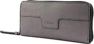 8528c57a9e440 Esprit Damen Geldbörse Portemonnaies Ivy zip Grau 098EA1V001-030