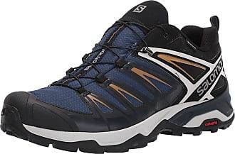 Salomon Mens Shoes X Ultra Hiking, Multicolor (Sargasso Sea/Dark Sapphire/Bistre), 10.5 UK