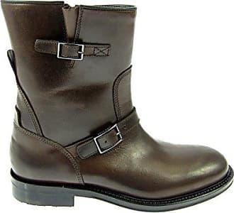 5135ed87f1bc BOSS HUGO BOSS Shana Damen Women Schuhe Stiefeletten Boots Shoes Leder Made  in Italy (40